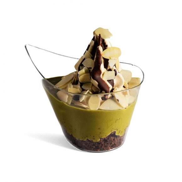 Sladoledni desert »Amadeus« - TòTò Ice Bar, Koper