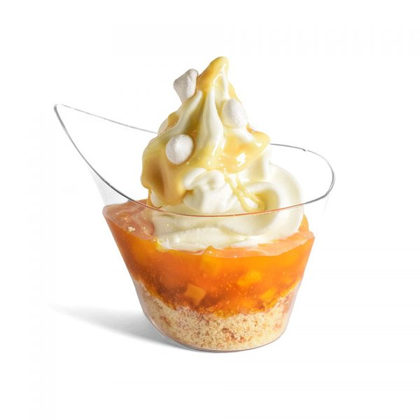 Sladoledni desert »Balli« - TòTò Ice Bar, Koper