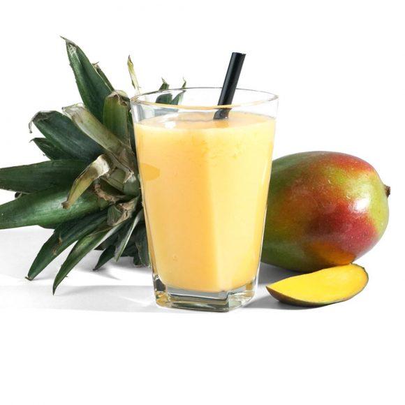 Smuti »Ananasov zahod« - TòTò Ice Bar, Koper